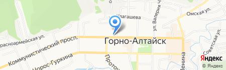 Дежавю на карте Горно-Алтайска