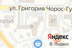 Схема проезда до компании Юлия в Горно-Алтайске
