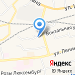 Шаг на карте Гурьевска