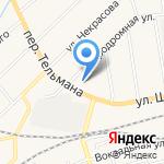 Выбор на карте Гурьевска
