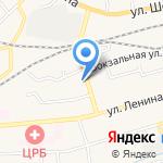 Фармакопейка на карте Гурьевска