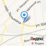 MachineStore на карте Гурьевска