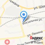Производственно-торговая компания на карте Гурьевска