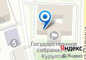 Избирательная комиссия Республики Алтай на карте