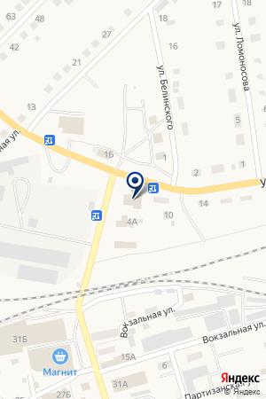АГЕНТСТВО НЕДВИЖИМОСТИ 777 на карте Гурьевска