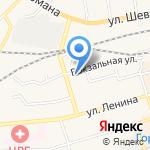 ДОСААФ России на карте Гурьевска