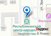 Общественная палата Республики Алтай на карте