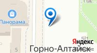 Компания Домик у слияния рек на карте