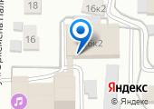 Союз театральных деятелей на карте