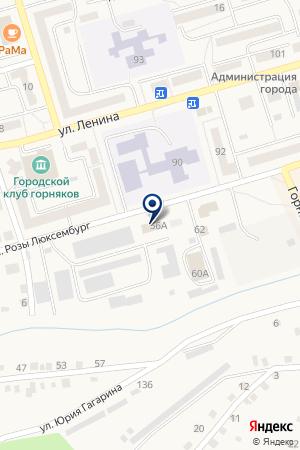 ГП ГОСУДАРСТВЕННОЕ ГУРЬЕВСКОЕ ПАССАЖИРСКОЕ АВТОТРАНСПОРТНОЕ ПРЕДПРИЯТИЕ на карте Гурьевска