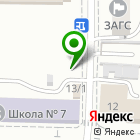 Местоположение компании Шепот лепестков