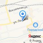Каприз на карте Гурьевска