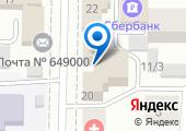 Отдел занятости населения Республики Алтай на карте