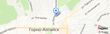 Электротовары на карте Горно-Алтайска