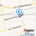 Сити-стиль на карте Гурьевска