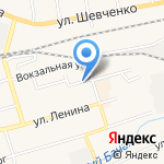 Всероссийское общество инвалидов на карте Гурьевска