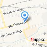 Российский Красный Крест на карте Гурьевска