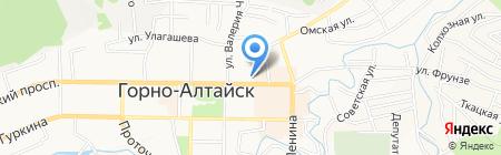32 на карте Горно-Алтайска