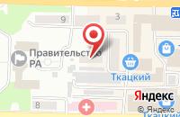 Схема проезда до компании Ростелеком в Линево