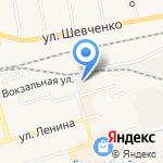 Сэлдом+ на карте Гурьевска