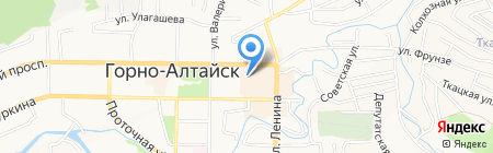 BEER VILLAGE на карте Горно-Алтайска