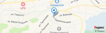 Татьяна на карте Гурьевска