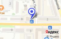 Схема проезда до компании ФИЛИАЛ ПО РЕСПУБЛИКЕ АЛТАЙ ОХРАНА в Горно-Алтайске