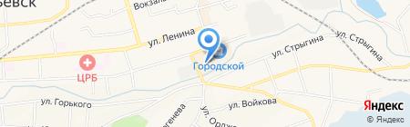 Ремонт на карте Гурьевска
