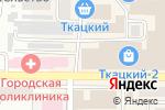 Схема проезда до компании Чунга-Чанга в Горно-Алтайске