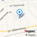 Торгово-строительная компания на карте Гурьевска
