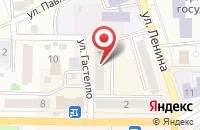Схема проезда до компании Свободный Склад Республики Алтай в Поспелихе