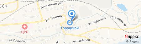 TerraCotta на карте Гурьевска