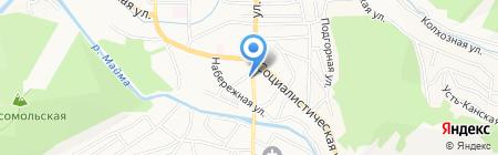 АльфаВижн на карте Горно-Алтайска