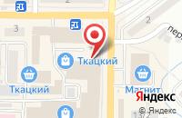 Схема проезда до компании Редакция Газеты «Социальный Калейдоскоп» в Горно-Алтайске