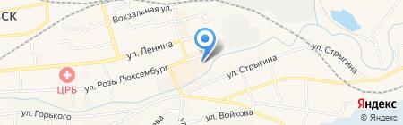 Чудо моё на карте Гурьевска
