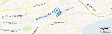 Кузбасская энергосетевая компания на карте Гурьевска