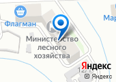 Министерство лесного хозяйства Республики Алтай на карте