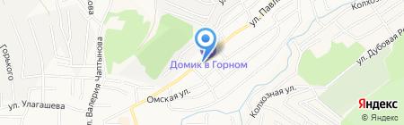 Холдинг Трейд на карте Горно-Алтайска