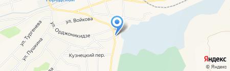 Шанс на карте Гурьевска
