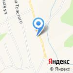 Торгово-производственная компания на карте Гурьевска