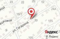 Схема проезда до компании Типографическая Компания в Горно-Алтайске