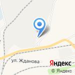 Столовая рудника на карте Гурьевска