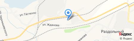 Магнат на карте Гурьевска