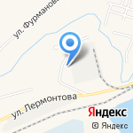 Газпромнефть-Кузбасс на карте Гурьевска