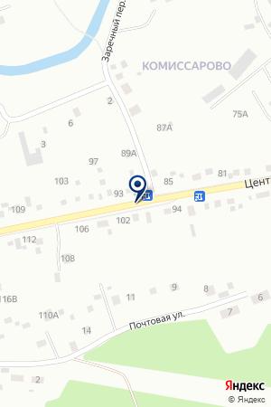 СЕЛЬСКИЙ ДК на карте Кемерово