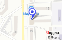 Схема проезда до компании РОССИЙСКИЙ СЕЛЬСКОХОЗЯЙСТВЕННЫЙ БАНК в Анжеро-Судженске