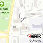 Магазин салютов Анжеро-Судженск- расположение пункта самовывоза