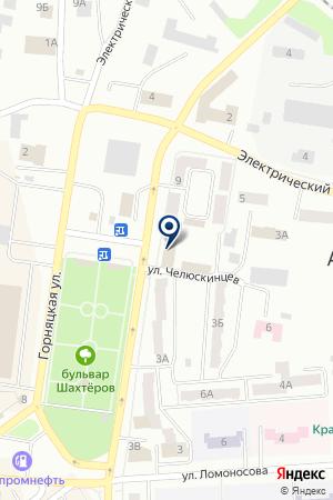 ГУ УПРАВЛЕНИЕ ПО ДЕЛАМ ГО И ЧС Г.АНЖЕРО-СУДЖЕНСКА на карте Анжеро-Судженска