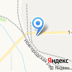 Гуд Вуд Кемерово на карте Кемерово