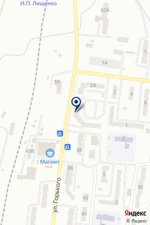 САЛОН НЕДВИЖИМОСТИ ИВИТА на карте Анжеро-Судженска